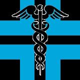 caduceo logo - ordine medici veterinari provincia di livorno